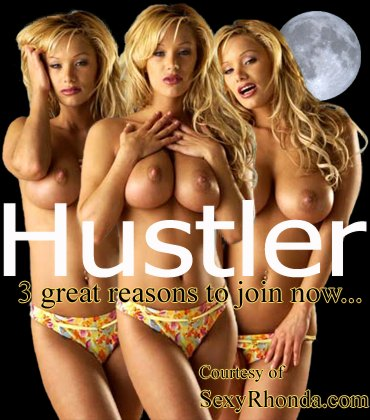 Top Hustler centerfolds - all the Hustler videos, movies & Hustler babes featured!